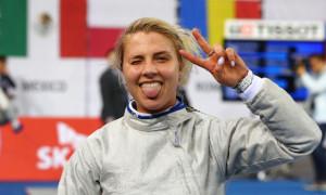 Харлан вийшла в 1/4 фіналу чемпіонату світу