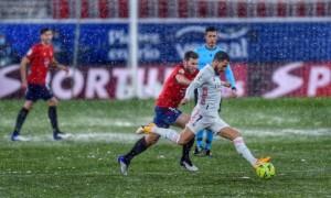 Реал не зміг перемогти Осасуну в 18 турі Ла-Ліги
