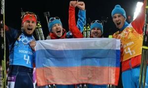 Росія позбудеться першого місця в медальному заліку Олімпіади-2014