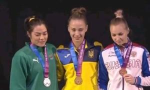 Варінська здобула перемогу на етапі Кубка світу