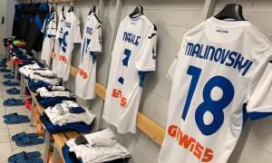 Маліновський знову у запасі Аталанти на матч Серії А