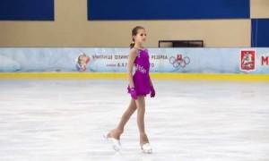 13-річна російська фігуристка порекомендувала пити багато допінгу. ВІДЕО