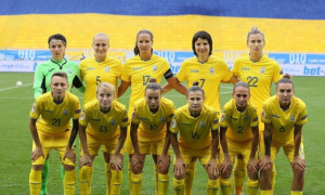 Визначився склад жіночої збірної України на кваліфікацію Євро-2022