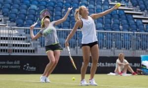 Звабливі Кіченок та неймовірна Костюк: тенісистки спробували себе в ролі моделей. ВІДЕО
