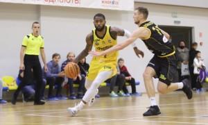 Київ-Баскет обіграв Тернопіль у регулярному чемпіонаті Суперліги