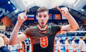 Український волейболіст хоче отримати російське громадянство
