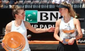 Осака, Світоліна, Андрееску заявлені на турнір WTA в Римі
