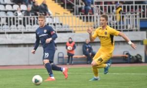 Маріуполь - Дніпро-1 1:0. Огляд матчу