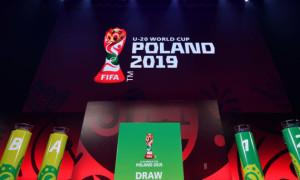 Результати жеребкування ЧС-2019 U-20