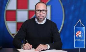 Йовичевич став новим тренером Динамо Загреб