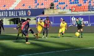 Болонья обіграла Верону у 18 турі Серії А