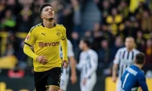 Санчо може пропустити матч з Манчестер Сіті через травму