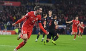Бейл і Модрич травмувалися у матчі Уельс - Хорватія