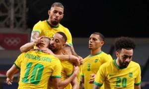 Бразилія перемогла Іспанію у фіналі Олімпіади з футболу
