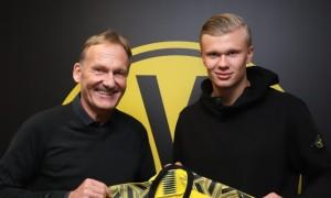 Голанд - гравець Борусії Дортмунд