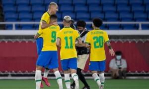 Бразилія - Німеччина 4:2. Огляд матчу