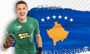 Голкіпер Олімпіка отримав дебютний виклик до збірної Косова