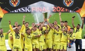 Вільярреал – 8-ма команда, яка виграла Лігу Європи без поразок
