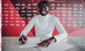 Зальцбург підписав захисника Ліона