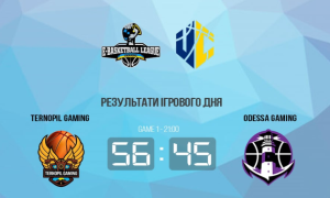 Ternopil Gaming переміг Odessa Gaming у чемпіонаті України