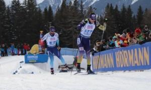 Підручний виграв мас-старт на чемпіонаті України