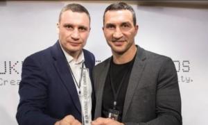 Ф'юрі: Брати Кличко не мали конкуренції