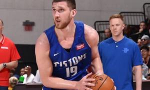 Михайлюк хоче показати себе в НБА