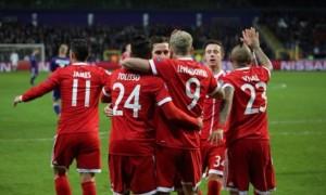 Баварія - перший німецький клуб, який забезпечив участь в наступному розіграші ЛЧ