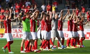 Фрайбург - Боруссія Д 2:1. Огляд матчу