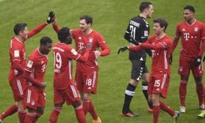 Баварія з труднощами перемогла Фрайбург у 16 турі Бундесліги