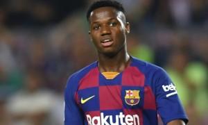 Барселона продовжить контракт із 16-річним дебютантом