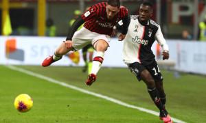 Перенесено матч Ювентус - Мілан у півфіналі Кубка Італії