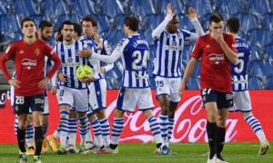Реал Сосьєдад - Осасуна 1:1. Огляд матчу