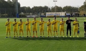 Збірна України переграла Косово у кваліфікації до Євро-2019 (U-17)