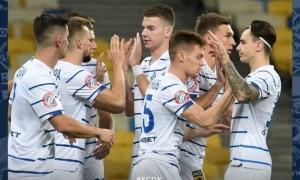 Стали відомі результати тестів Динамо перед матчем з Гентом