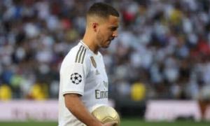 Азар вибрав незвичний номер у Реалі