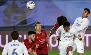 Реал - Осасуна 2:0. Огляд матчу