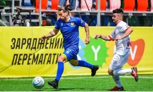 Збірна України з міні-футболу розгромила команду Швейцарії