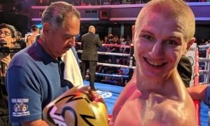 Богачук: Я буду боксувати з тим, хто мене наблизить до титулу