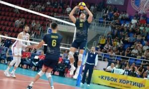 Збірна України виграла Кубок Хортиці