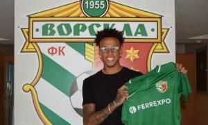 Луїзао підпише повноцінний контракт з Ворсклою