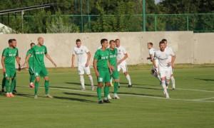 Олександрія переграла дебютанта Першої ліги у контрольному матчі
