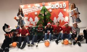 Шахтар відзняв новорічний ролик разом з Міс Україна. ФОТО