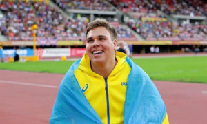 Українець встановив юніорський рекорд Європи у метанні молота