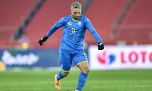 Марлос: Хочу на чемпіонаті світу представляти Україну