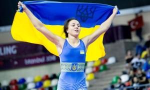 Прокопевнюк виграла золото Чемпіонату Європи з боротьби