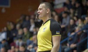 Український арбітр працюватиме на чемпіонаті світу у Китаї