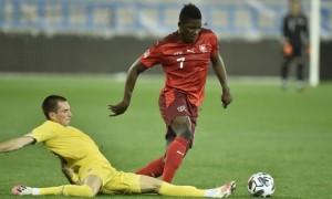 Михайліченко – найкращий гравець матчу проти Швейцарії