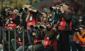 Журналістам дозволили відвідувати матчі УПЛ та Кубка України