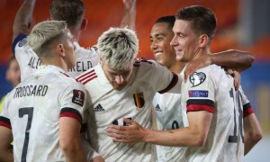 Білорусь - Бельгія 0:1. Огляд матчу